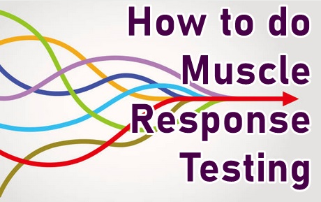 How to do Muscle Response Testing