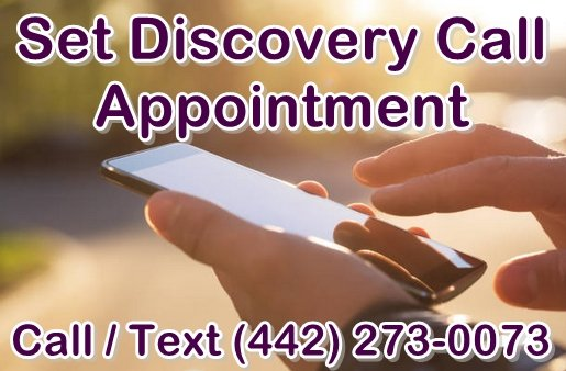 Discovery Call Set Appointment with Daniel Sweet NLP