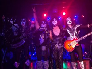 Kisstroyer USA San Diego Kiss Tribute Band